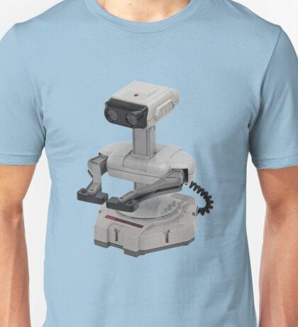R.O.B. ROB (Robotic Operating Buddy) Unisex T-Shirt