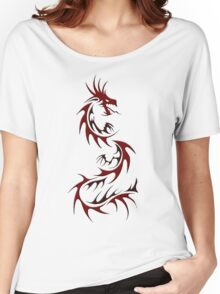 Chinese Dragon Year of the Dragon Mythical  Women's Relaxed Fit T-Shirt