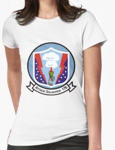 VA-176 Thunderbolts Womens Fitted T-Shirt