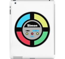 Simon electronic game iPad Case/Skin