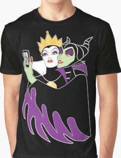 Wicked Selfie Graphic T-Shirt