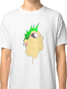 The Face of Punk Classic T-Shirt