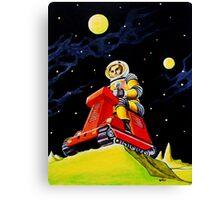 SPACE SCOUT DOUG DAVIS Canvas Print
