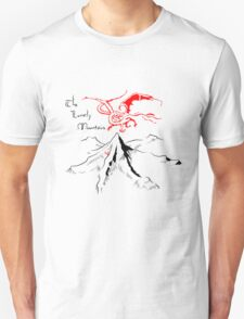 The Lonely Mountain Unisex T-Shirt