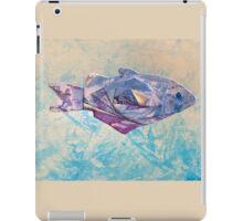 Fish iris fold 516 iPad Case/Skin