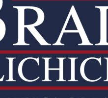 Brady Belichick '16 Sticker