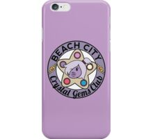 Amethyst - Beach City Crystal Gems Club iPhone Case/Skin