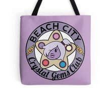 Amethyst - Beach City Crystal Gems Club Tote Bag