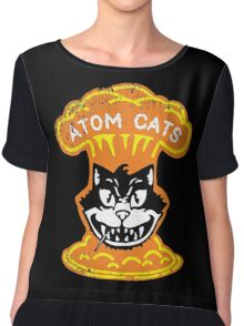 Atom Cats! Chiffon Top