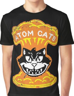 Atom Cats! Graphic T-Shirt
