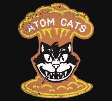 Atom Cats! One Piece - Short Sleeve