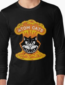 Atom Cats! Long Sleeve T-Shirt