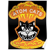 Atom Cats! Poster