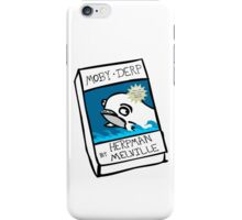 Moby Derp iPhone Case/Skin
