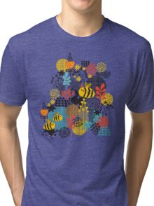 The bee Tri-blend T-Shirt