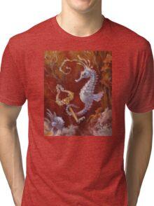 The Key to the Sea Tri-blend T-Shirt
