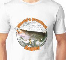 World's greatest angler Unisex T-Shirt