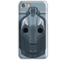 Doctor Who Cyberman iPhone Case/Skin