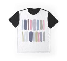 geometric strokes Graphic T-Shirt