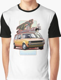 Mk Car - Comeback 70s Graphic T-Shirt