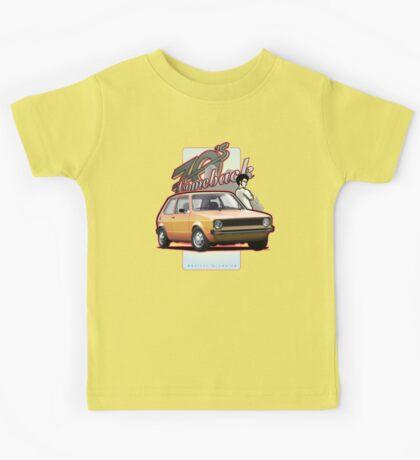 Mk Car - Comeback 70s Kids Tee
