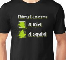 Things I am now - Green Team Unisex T-Shirt