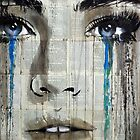 blue flame by Loui  Jover