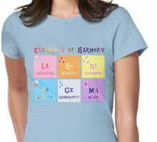 Elements of Harmony Womens Fitted T-Shirt