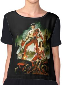 Army of Darkness, evil dead Chiffon Top