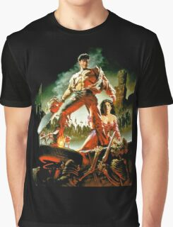 Army of Darkness, evil dead Graphic T-Shirt