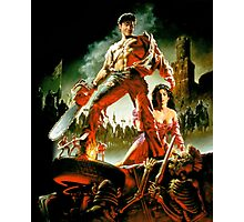 Army of Darkness, evil dead Photographic Print
