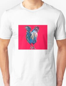 big red rooster Unisex T-Shirt