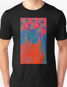 Fire Under the Sea Unisex T-Shirt