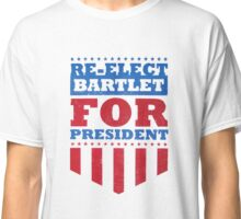 Bartlet For Presiden Classic T-Shirt