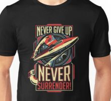 Never Give Up Surrender Unisex T-Shirt