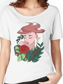 gentle Women's Relaxed Fit T-Shirt