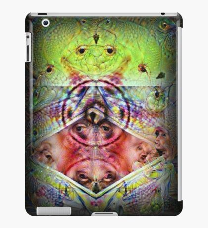 Wheel Of Dharma  iPad Case/Skin