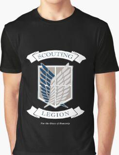 Scouting Legion Graphic T-Shirt