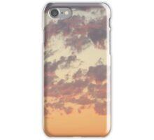 Sunset Clouds iPhone Case/Skin