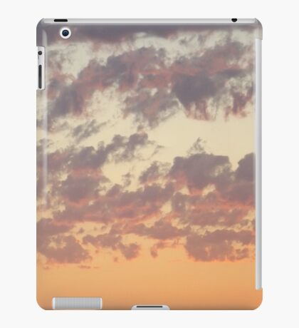 Sunset Clouds iPad Case/Skin