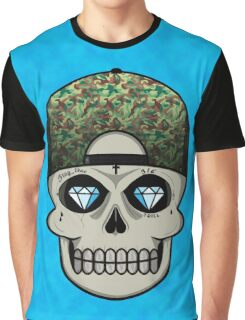 COOL SKULL Graphic T-Shirt
