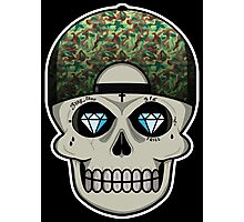COOL SKULL Photographic Print
