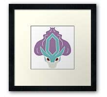 Suicune Framed Print