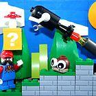Lego Mario  by XxDeadmanzZ