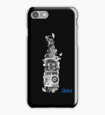 Fernet Branca unico iPhone Case/Skin