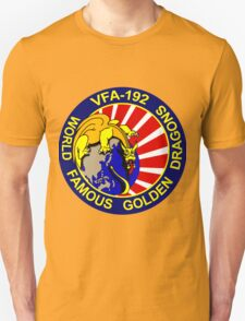 VFA-192 Golden Dragons Unisex T-Shirt
