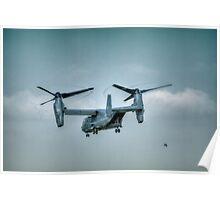 Bell Boeing V-22 Osprey  Poster