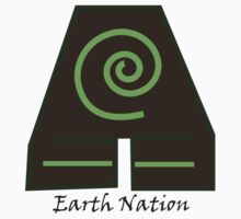 Earth Nation Symbols One Piece - Long Sleeve