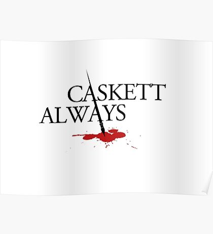Caskett always Poster