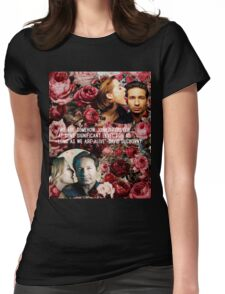Gillian and David Womens Fitted T-Shirt